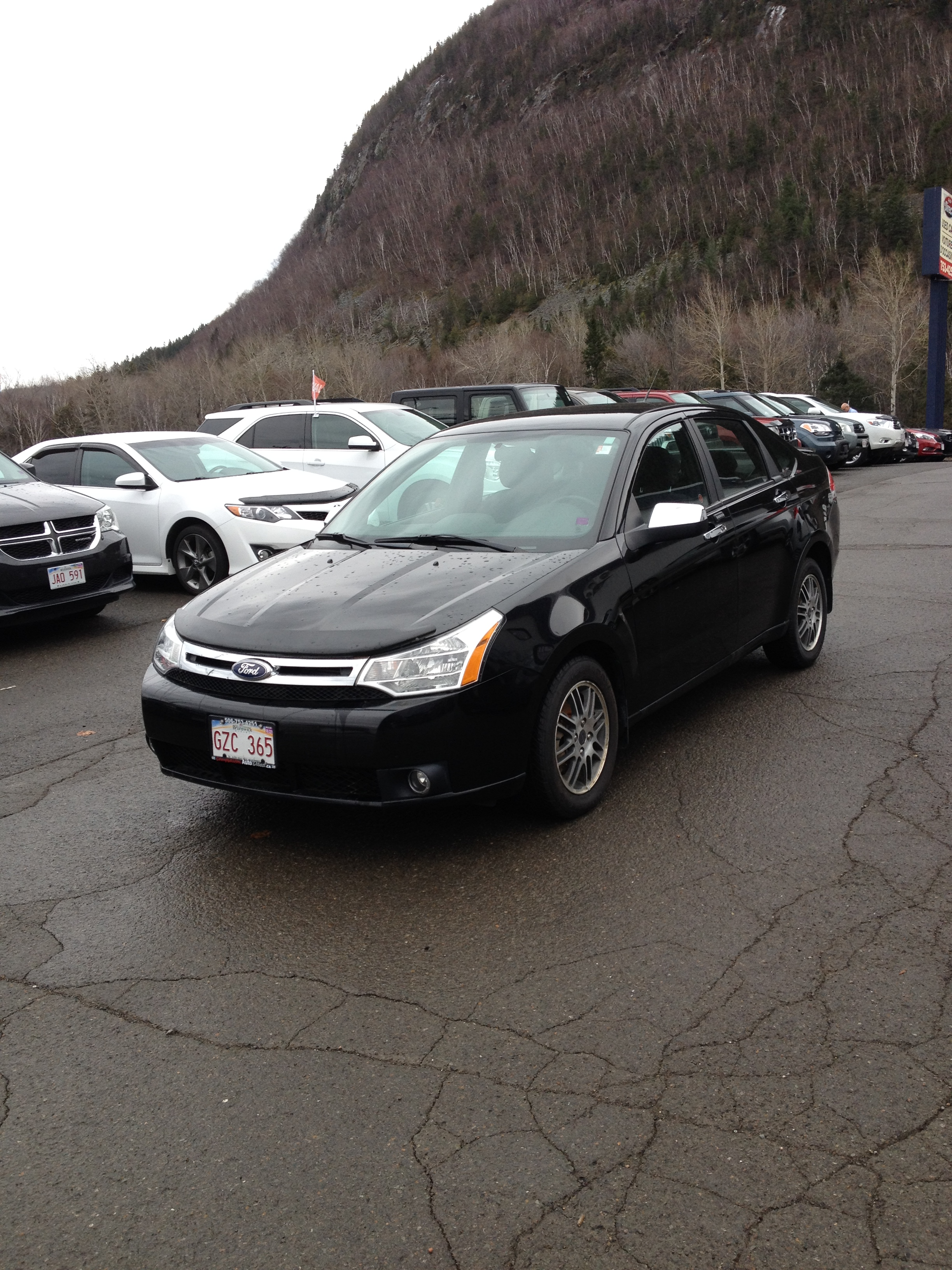 2010 ford focus se campbellton auto direct for Miroir ford focus